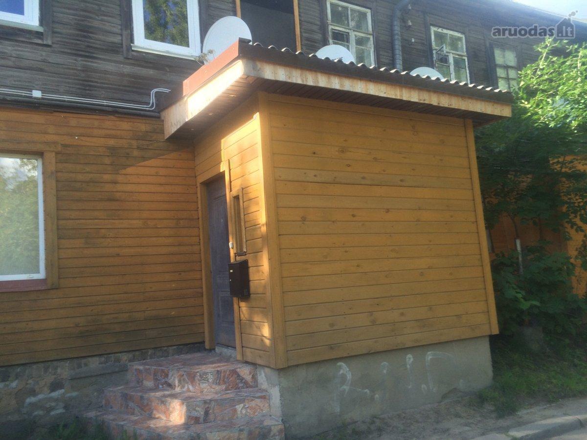 Vilnius, Filaretai, Stepono Batoro g., 1 kambario butas