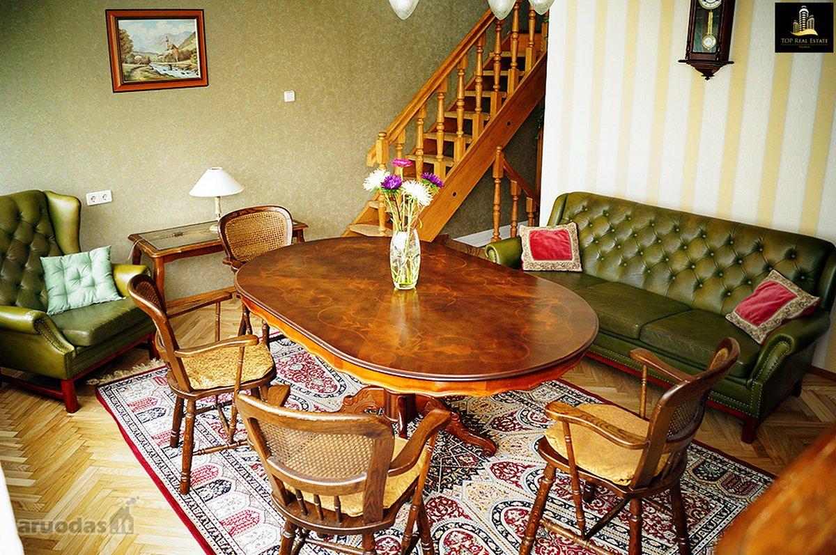 Vilnius, Antakalnis, Rudens g., 4 kambarių buto nuoma