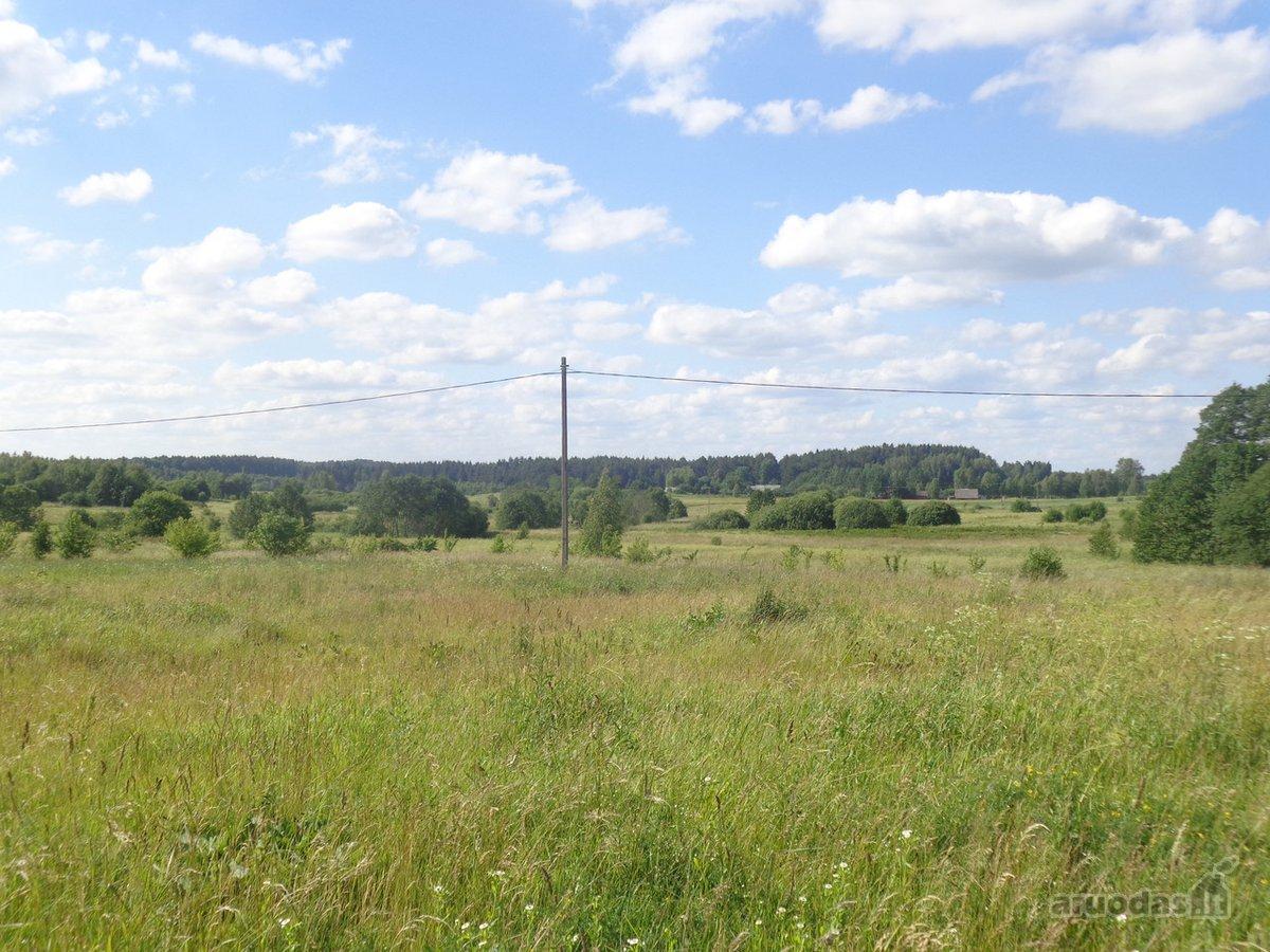 Vilniaus r. sav., Kūlių k., žemės ūkio paskirties sklypas