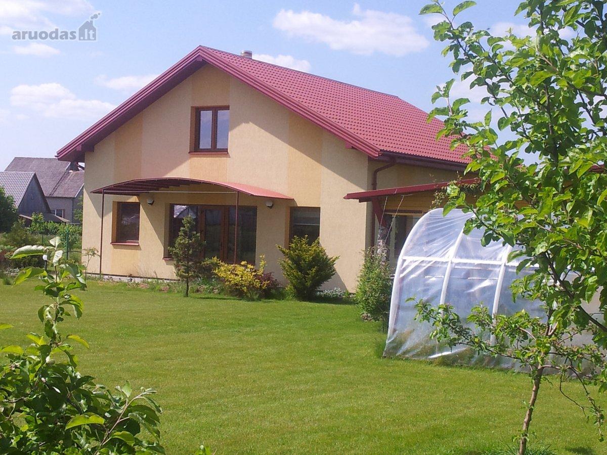 Kaišiadorių r. sav., Rumšiškių mstl., Užtakėlio g., mūrinis namas