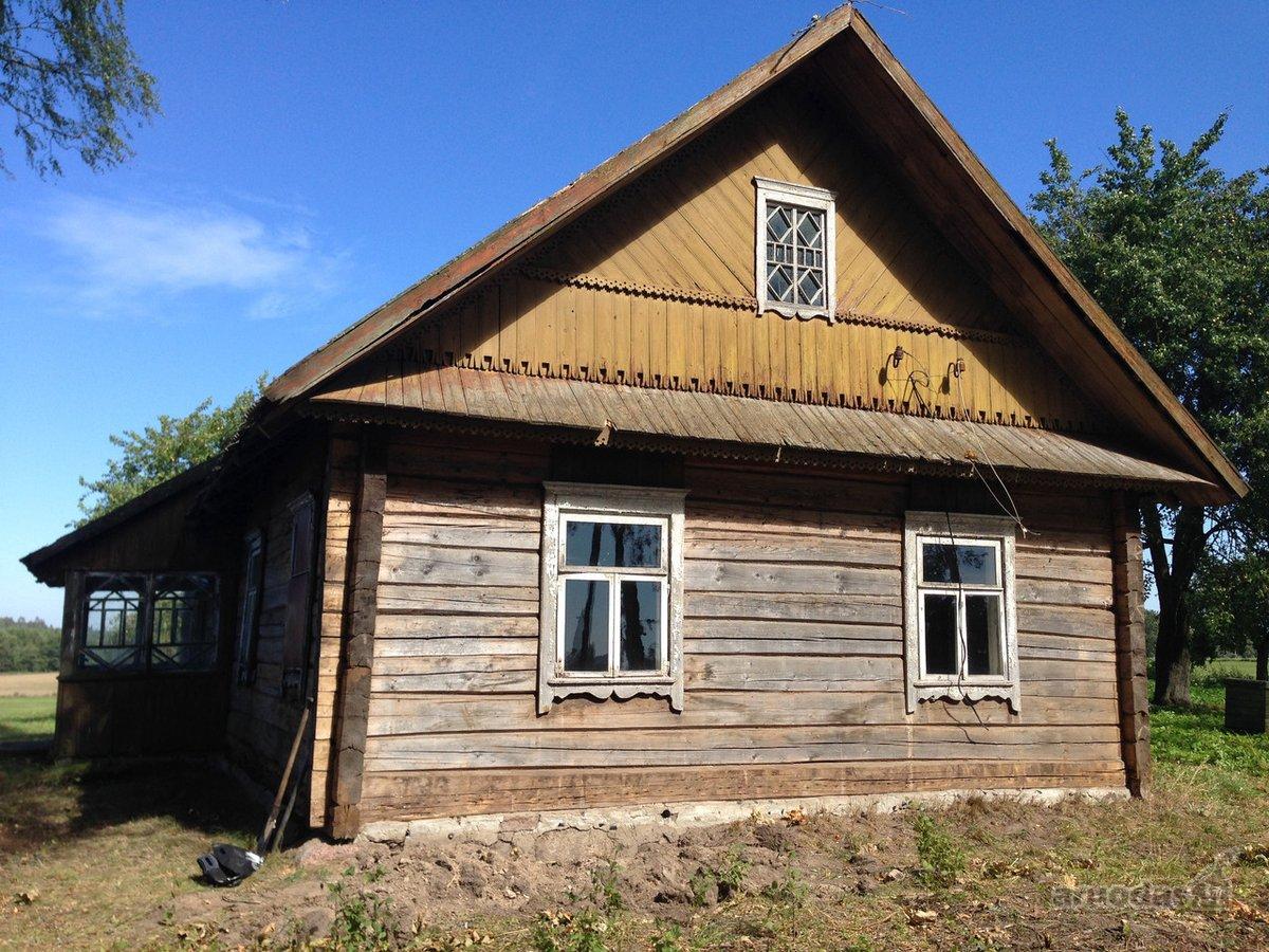 Ignalinos r. sav., Molykų k., namų valdos, žemės ūkio paskirties sklypas
