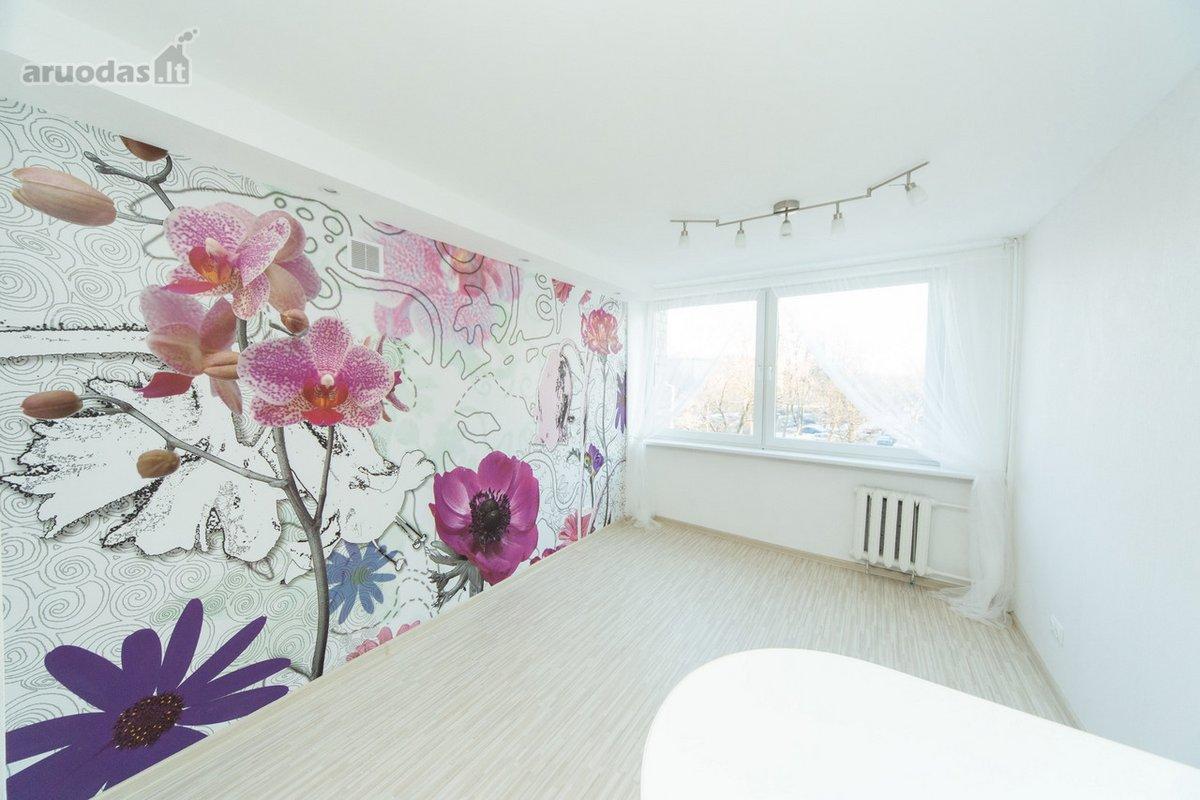 Vilnius, Žirmūnai, Rinktinės g., 1 kambario butas