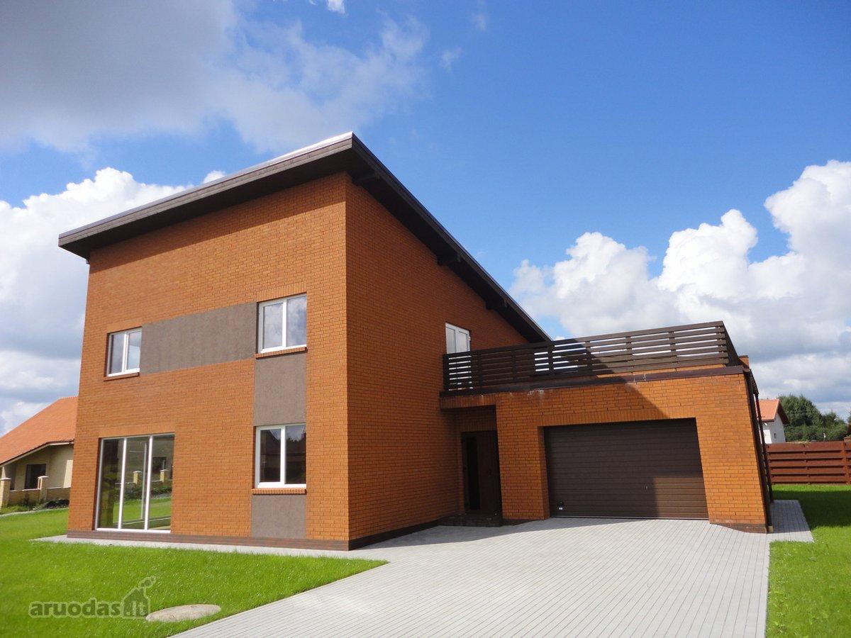 Klaipėdos r. sav., Gargždų m., Pasienio g., mūrinis namas