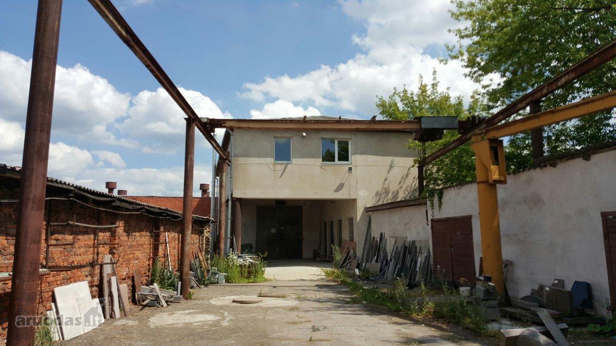Vilnius, Naujamiestis, Zietelos g., biuro, paslaugų, sandėliavimo paskirties patalpos nuomai