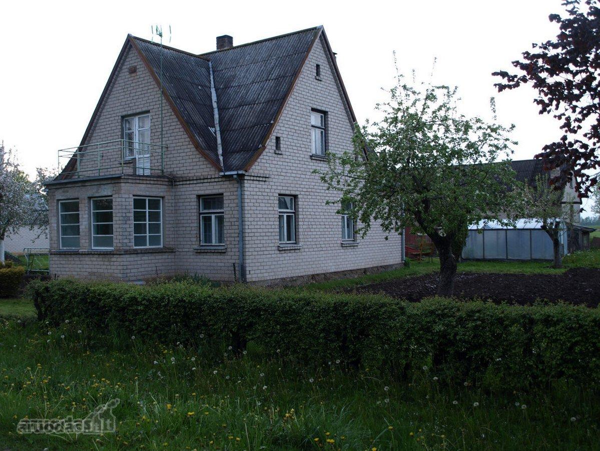 Kėdainių r. sav., Dotnuvos mstl., mūrinis namas