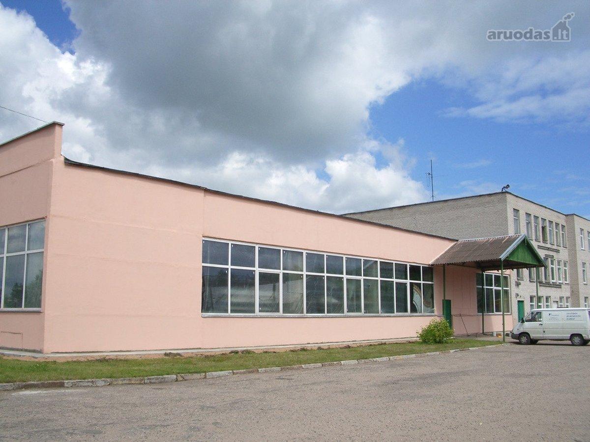 Vilniaus r. sav., Nemenčinės m., Švenčionių g., biuro, prekybinės, paslaugų, sandėliavimo, gamybinės, kita paskirties patalpos