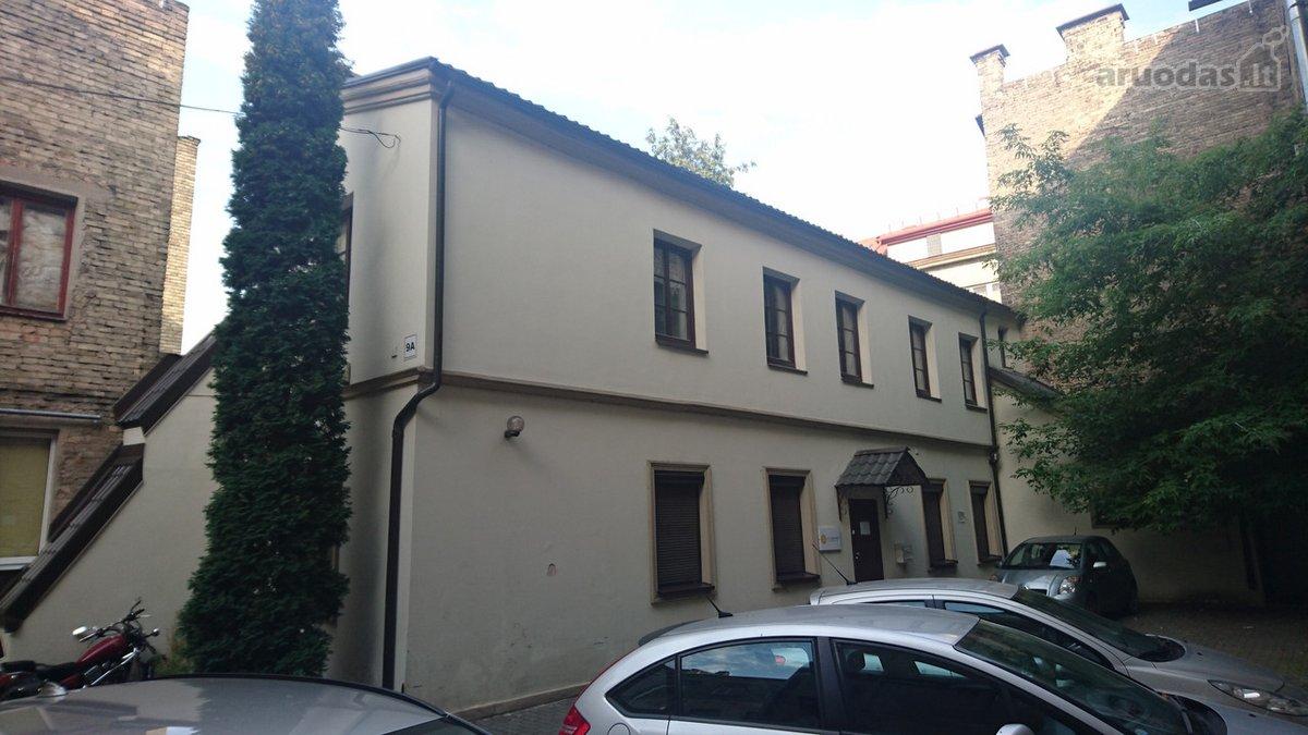 Vilnius, Naujamiestis, A. Jakšto g., biuro, prekybinės, paslaugų paskirties patalpos nuomai