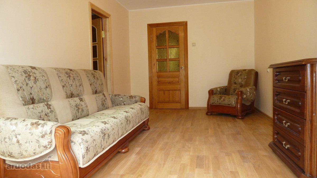 Vilnius, Naujamiestis, Žemaitės g., 3 kambarių butas
