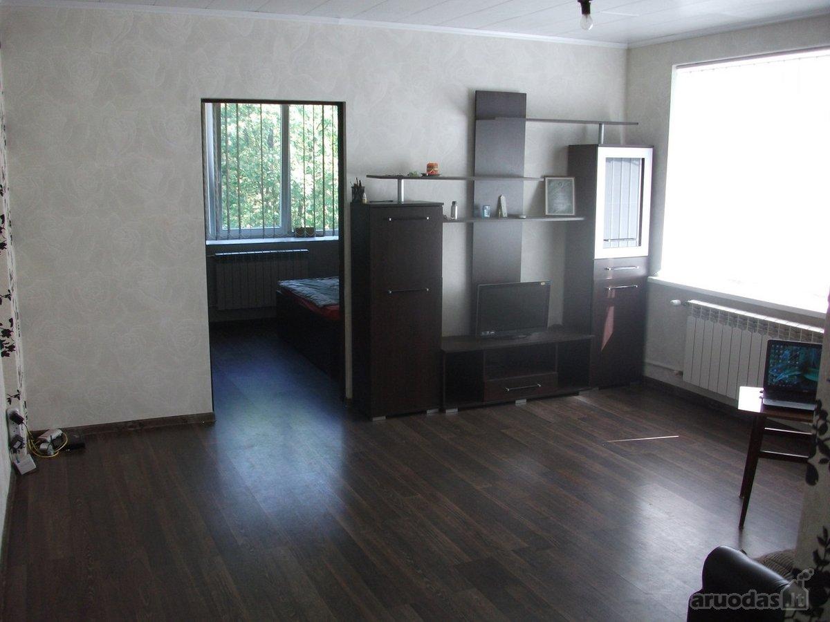 Švenčionių r. sav., Švenčionių m., Vilniaus g., 2 kambarių butas