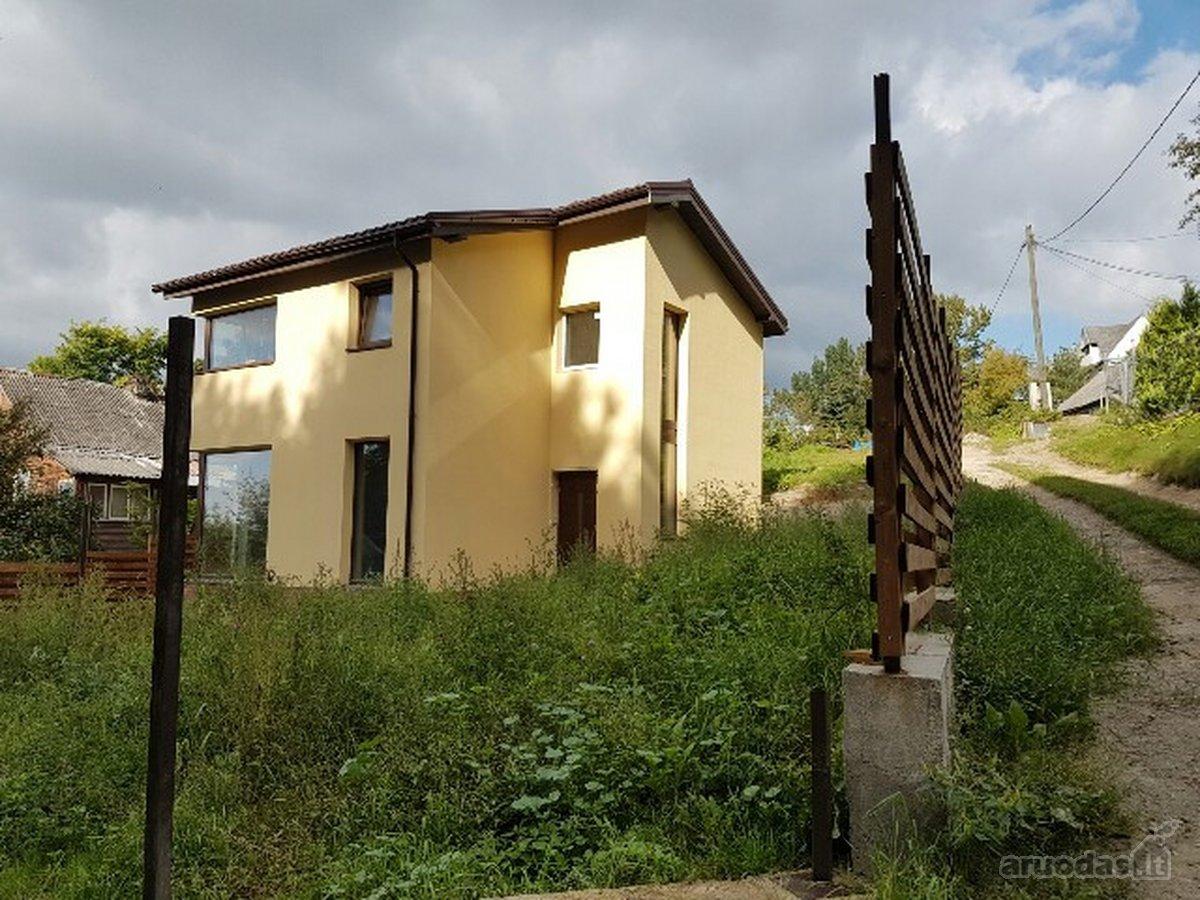 Kaunas, Žaliakalnis, Širvintų 2-asis takas, mūrinis namas