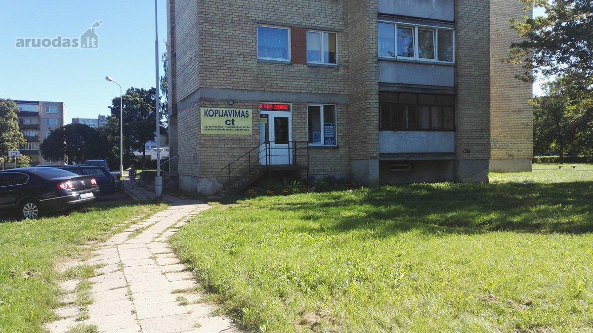 Vilnius, Naujoji Vilnia, Parko g., biuro paskirties patalpos nuomai