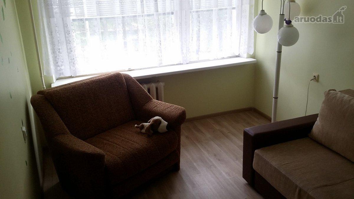 Vilnius, Naujininkai, Šaltkalvių g., 2 kambarių buto nuoma