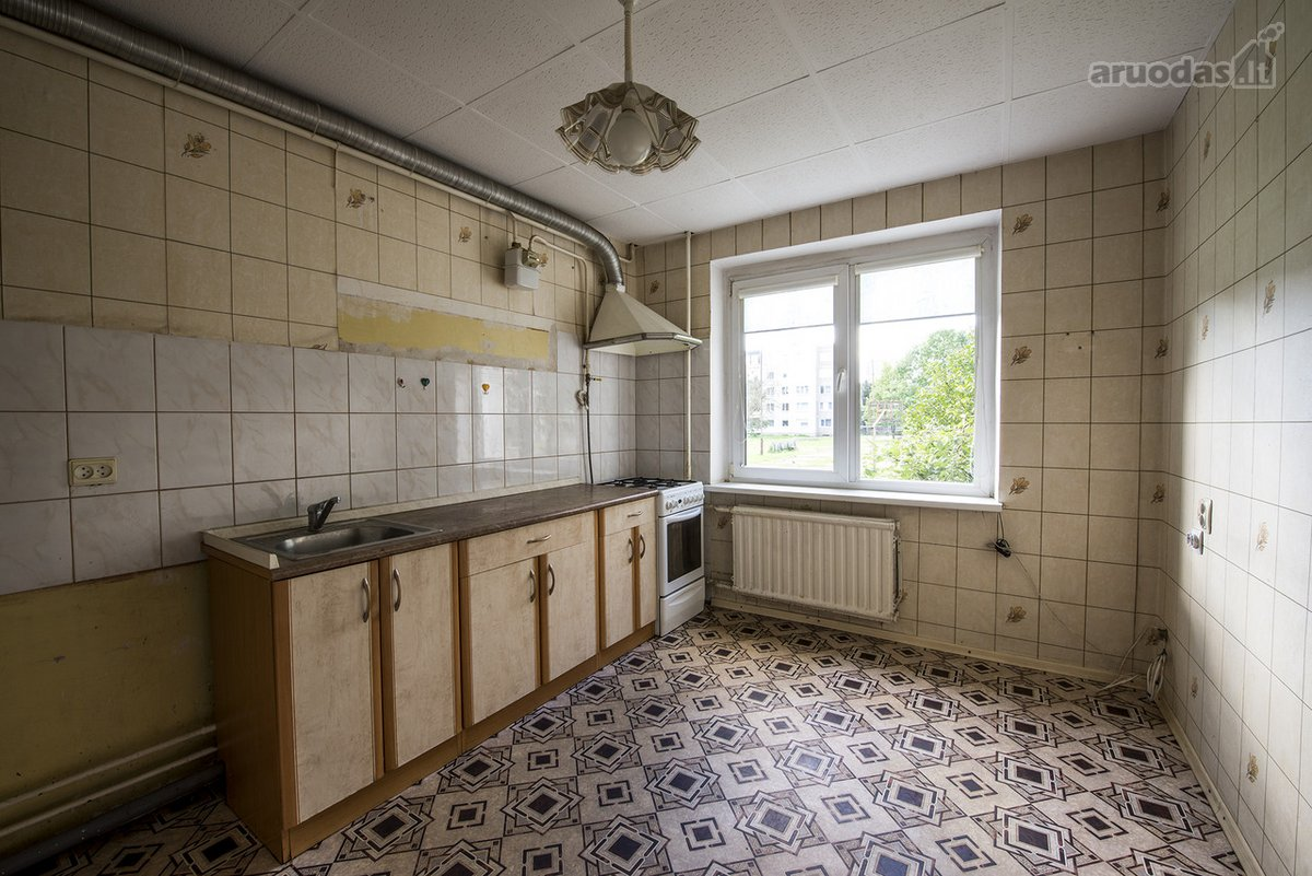 Kaunas, Kalniečiai, Šiaurės pr., 1 kambario butas