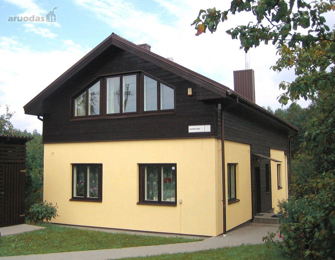 Vilnius, Antakalnis, Gvazdikų Sodų 6-oji g., mūrinis namas