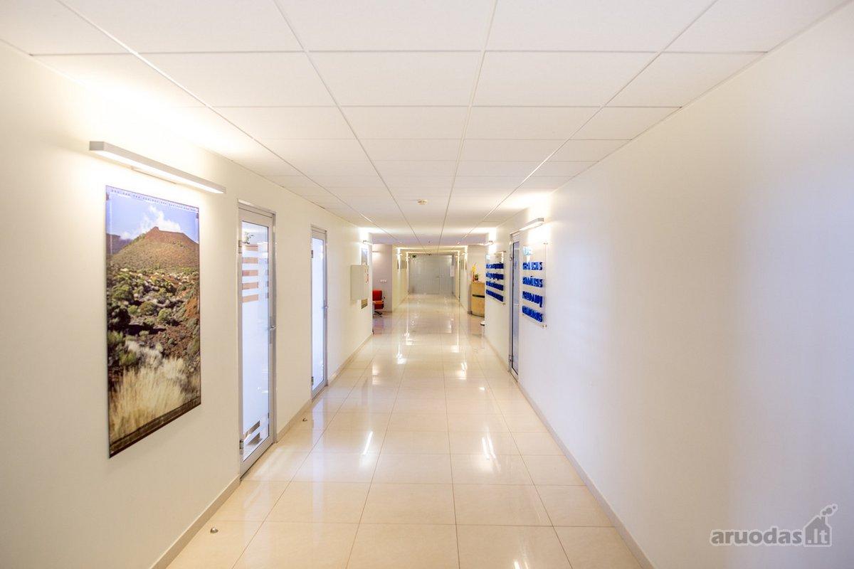 Vilnius, Naujamiestis, Vytenio g., biuro paskirties patalpos