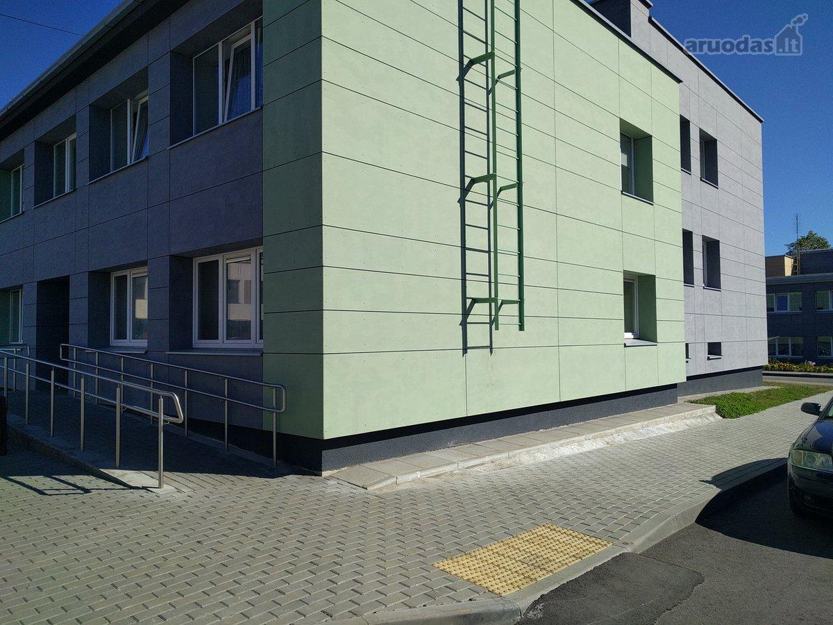 Švenčionių r. sav., Švenčionių m., A. Rymo g., 2 kambarių butas