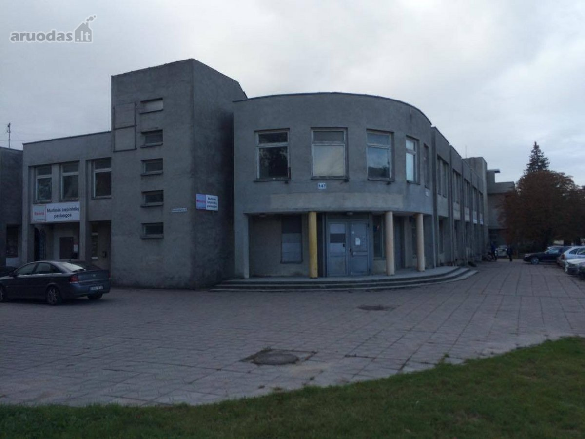 Kaunas, Vilijampolė, Raudondvario pl., biuro, prekybinės, paslaugų, sandėliavimo, maitinimo paskirties patalpos nuomai