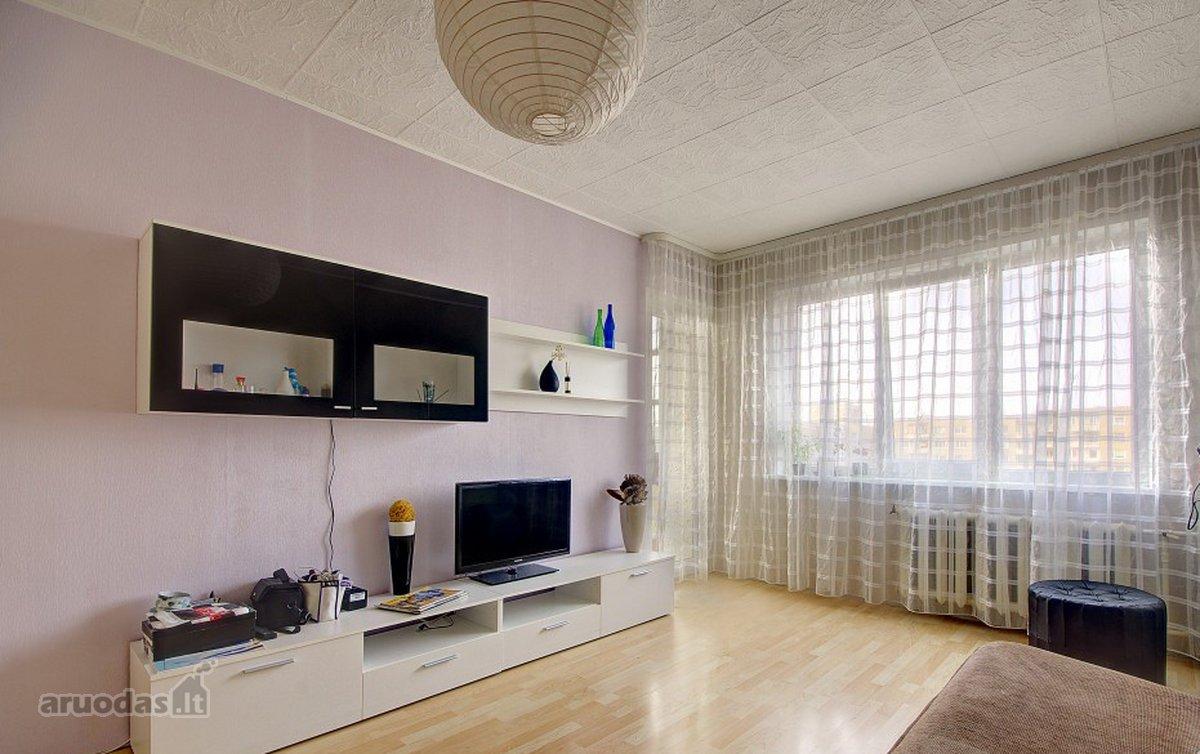 Vilnius, Fabijoniškės, Fabijoniškių g., 3 kambarių butas