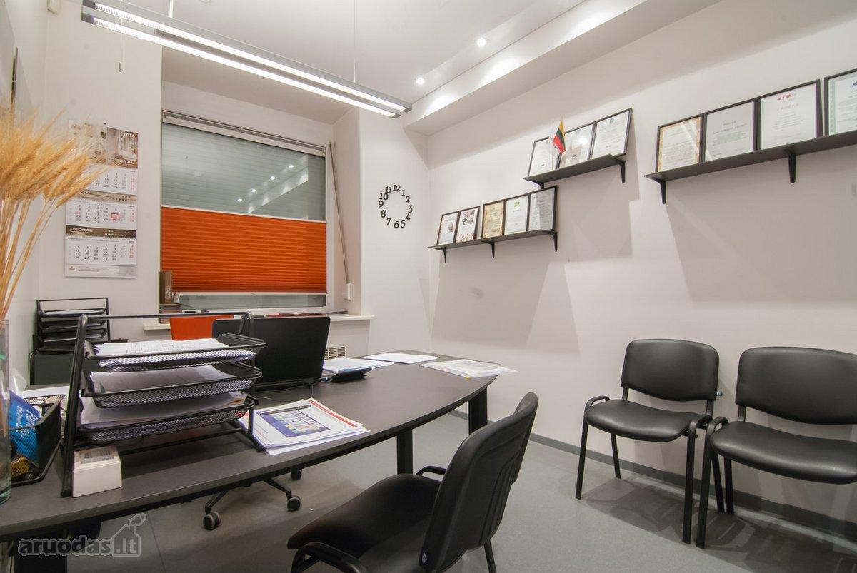 Vilnius, Šnipiškės, A. Juozapavičiaus g., biuro, prekybinės, paslaugų paskirties patalpos nuomai