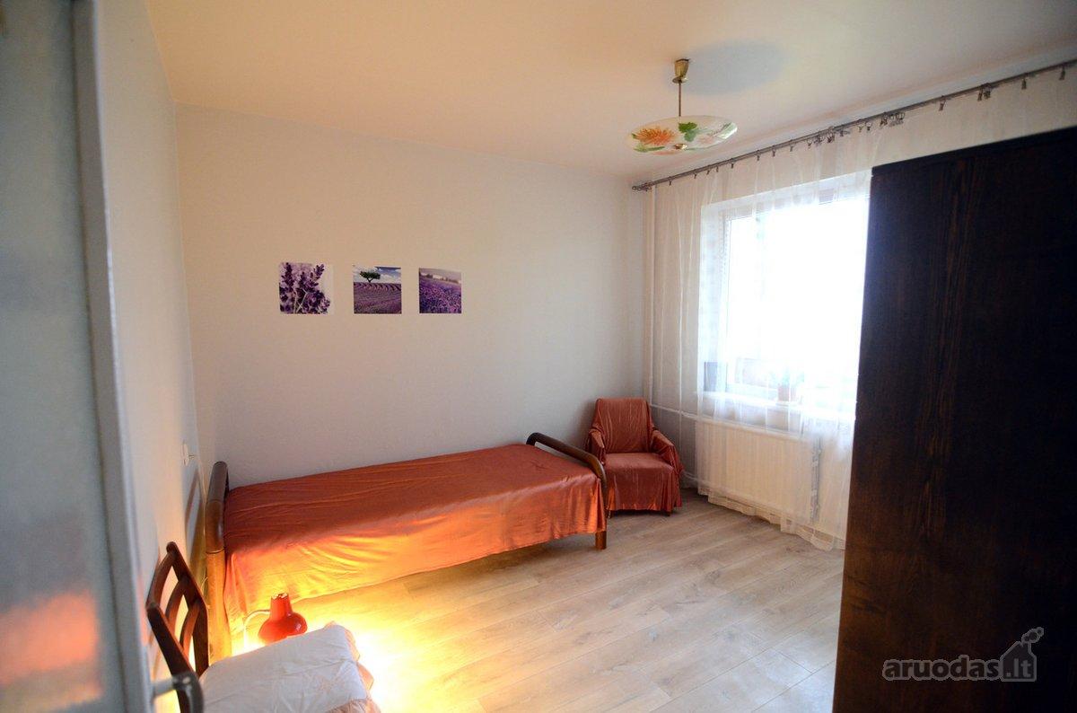 Kaunas, Kalniečiai, Geležinio Vilko g., 2 kambarių buto nuoma