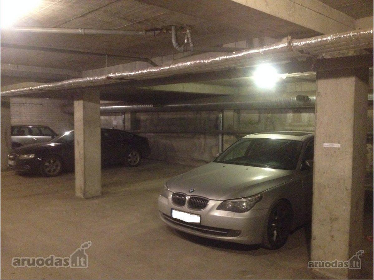 Vilnius, Žvėrynas, Sėlių g., požeminis garažo nuoma