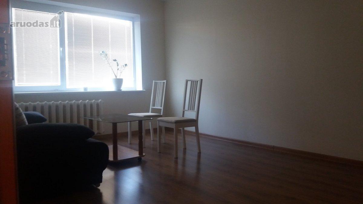 Vilnius, Fabijoniškės, Salomėjos Nėries g., 1 kambario butas