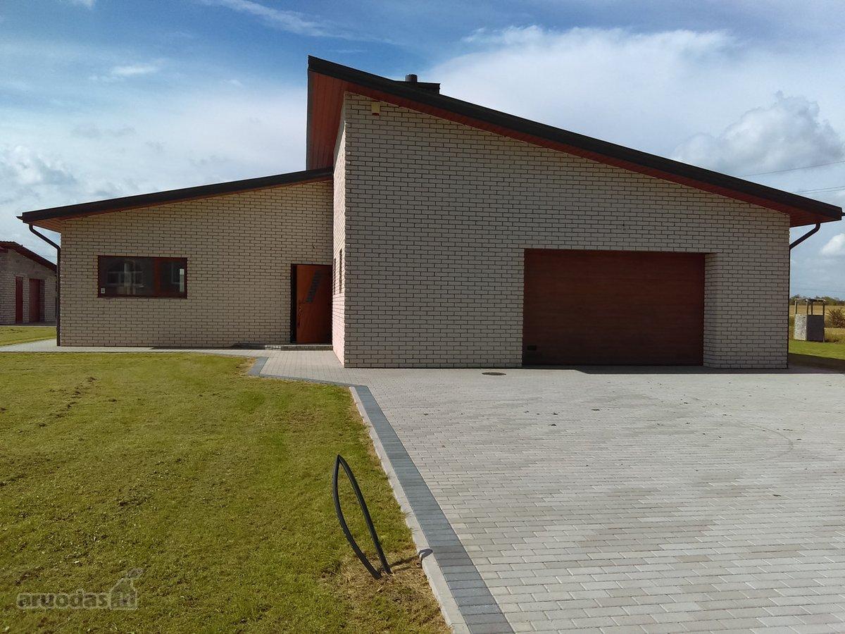 Marijampolės sav., Mokolų k., Sodų g., mūrinis namas