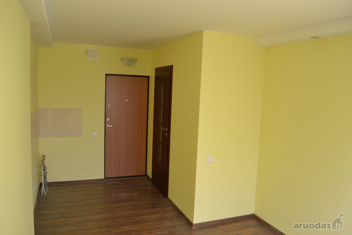 Vilnius, Šnipiškės, Rinktinės g., 1 kambario butas