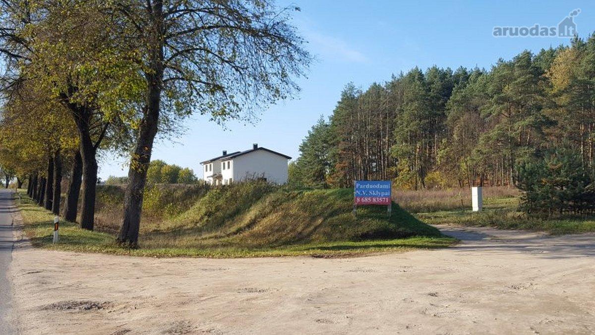 Vilnius, Lazdynai, Lentvario g., namų valdos paskirties sklypas