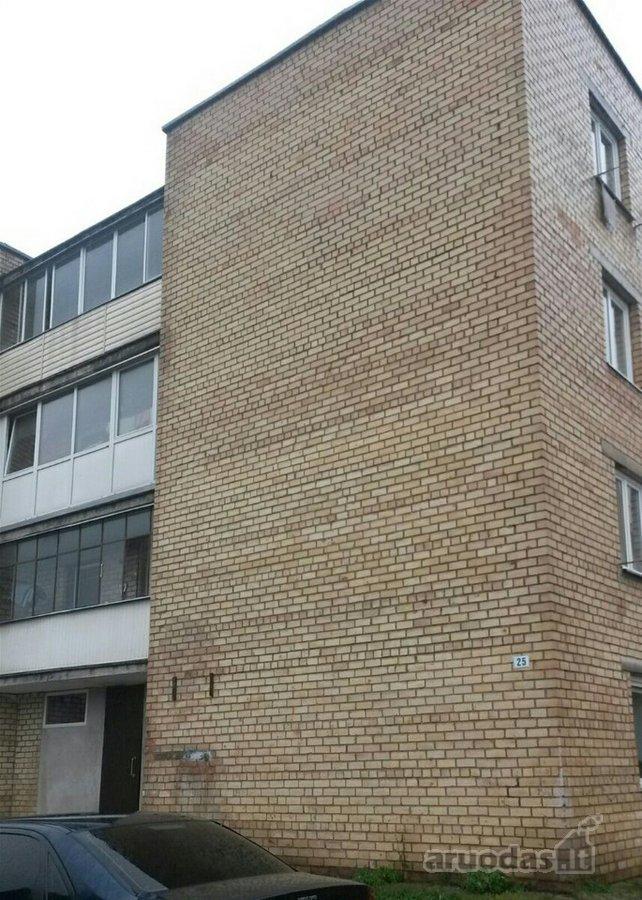 Šalčininkų r. sav., Šalčininkų m., Vilniaus g., 1 kambario butas