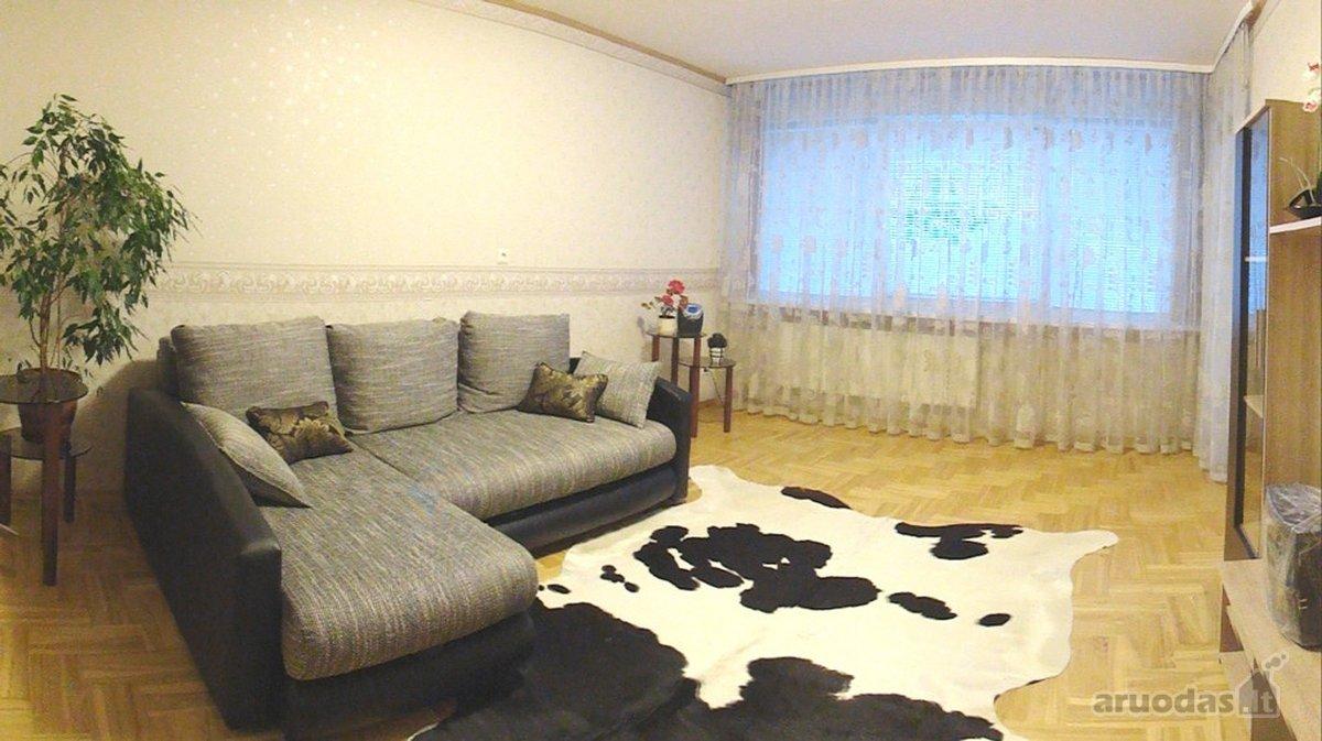 Klaipėda, Centras, Gintaro g., 3 kambarių buto nuoma