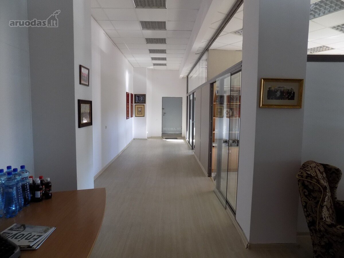 Vilnius, Šnipiškės, Konstitucijos pr., biuro, kita paskirties patalpos nuomai