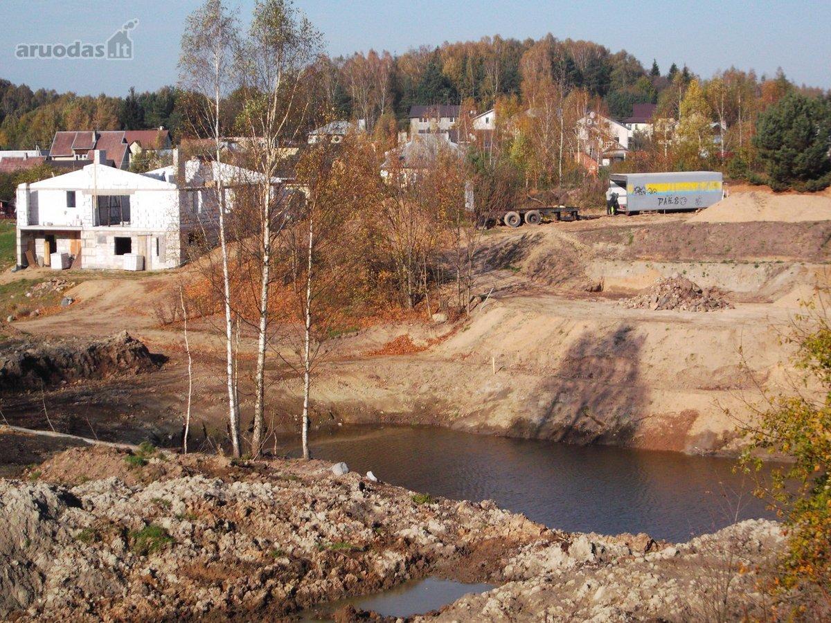 Vilnius, Kairėnai, Pelynų g., namų valdos paskirties sklypas