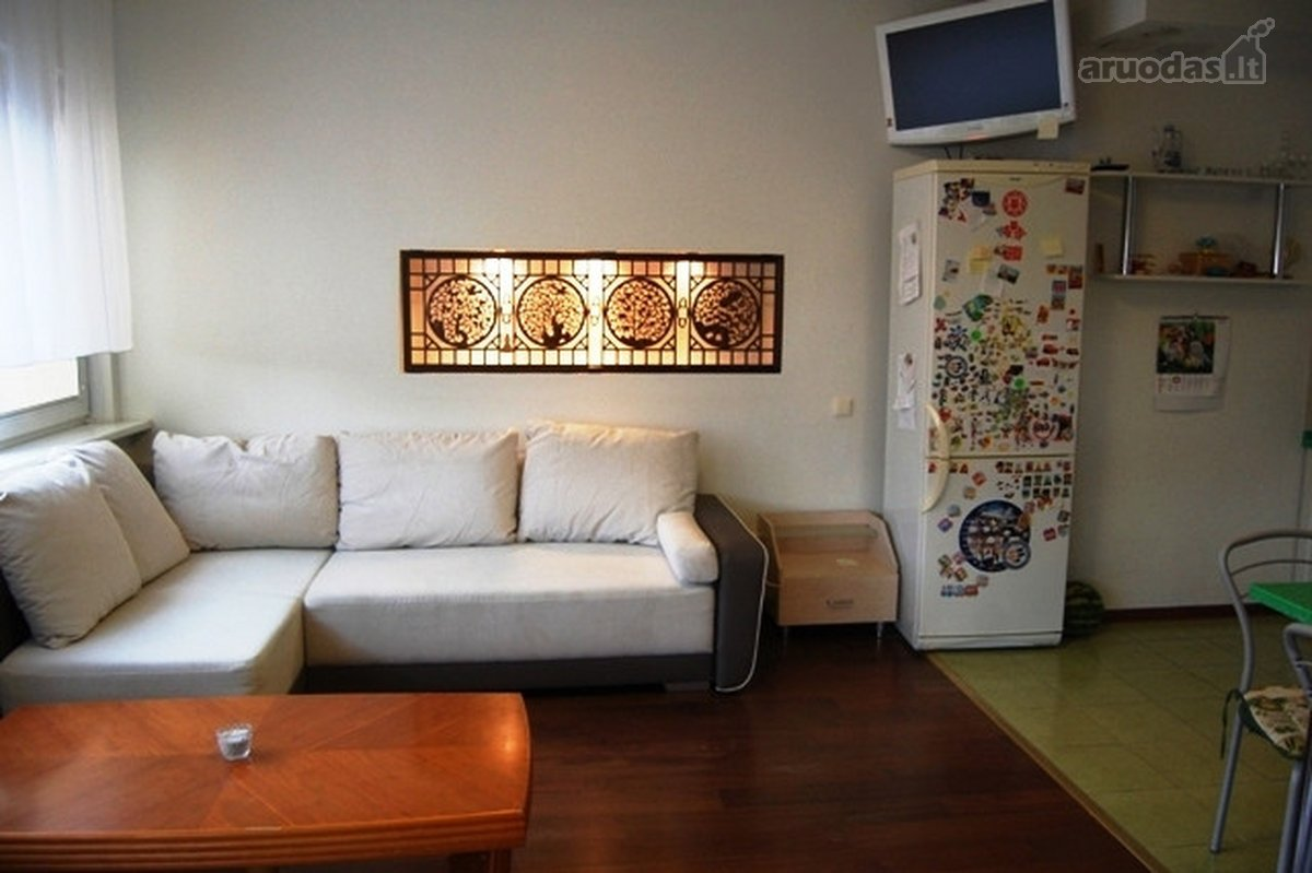 Klaipėda, Vėtrungė, Birutės g., 2 kambarių butas