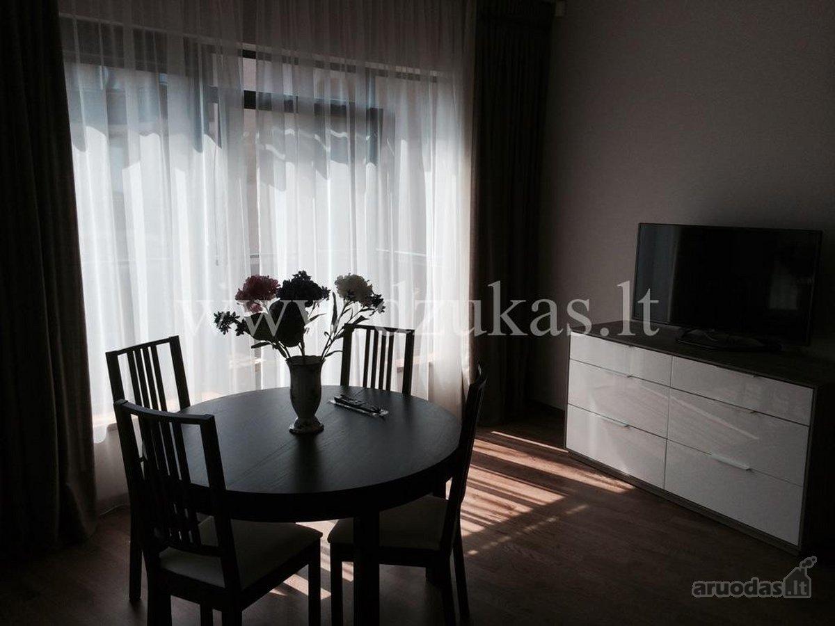 Druskininkų sav., Druskininkų m., V. Kudirkos g., 1 kambario butas