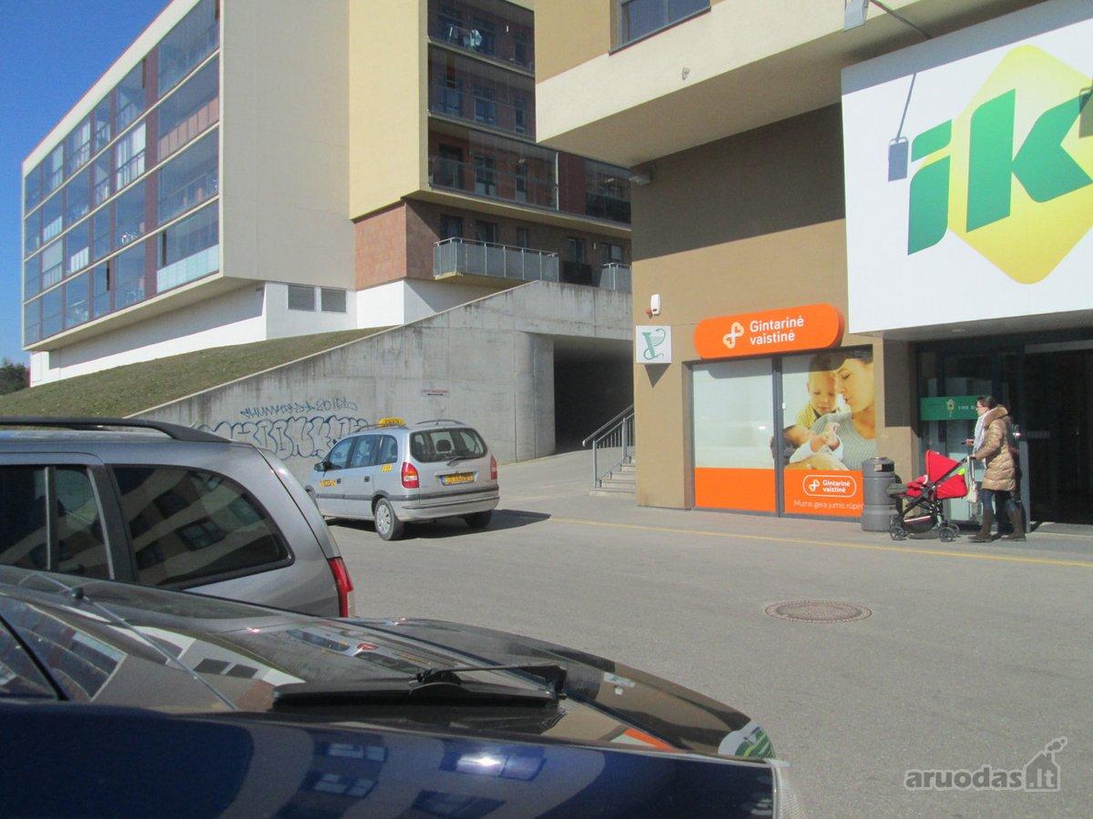 Vilnius, Bajorai, Bajorų kelio 1-oji g., požeminis garažo nuoma