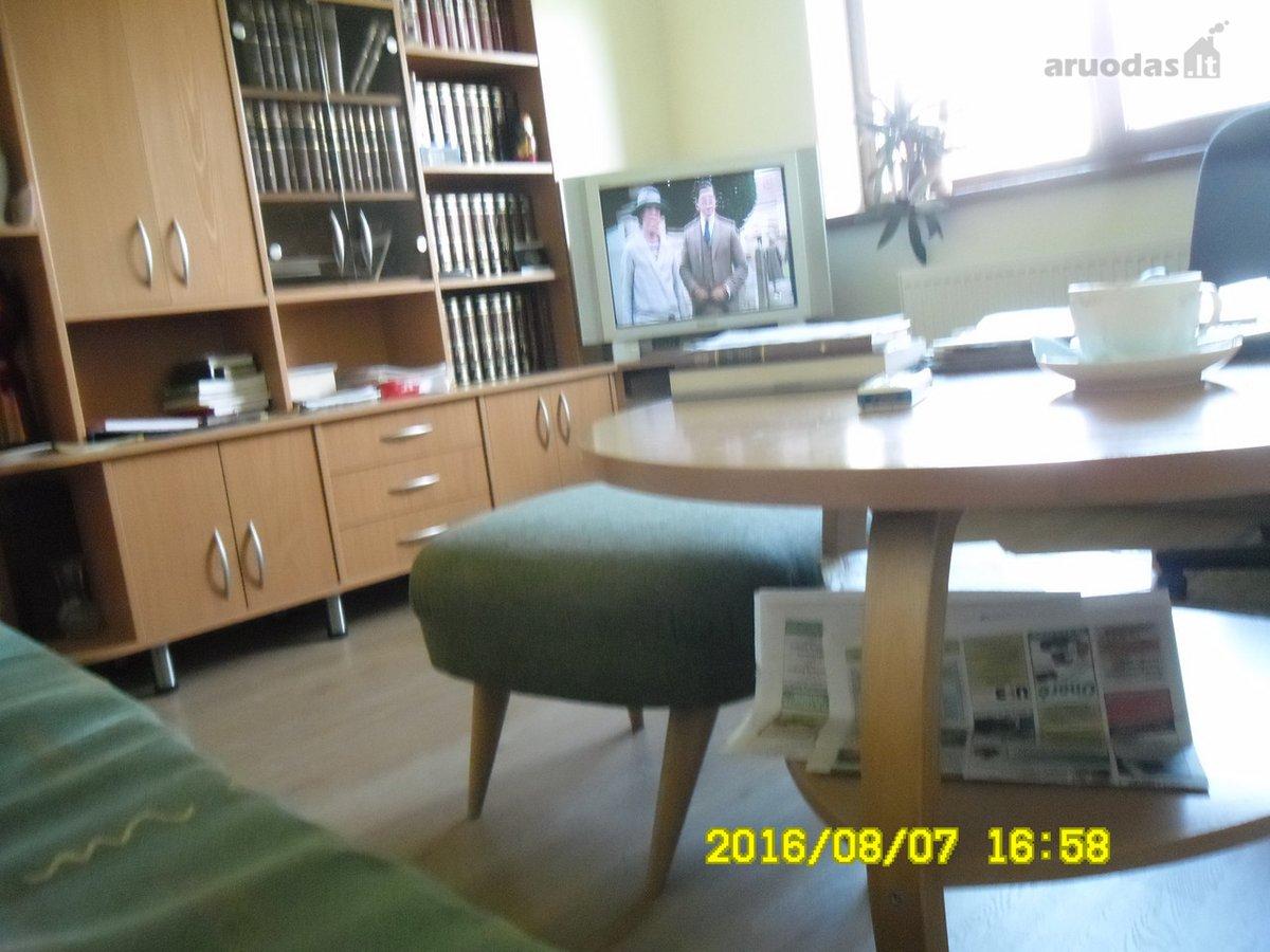 Vilkaviškio r. sav., Vilkaviškio m., Pilviškių g., 4 kambarių butas
