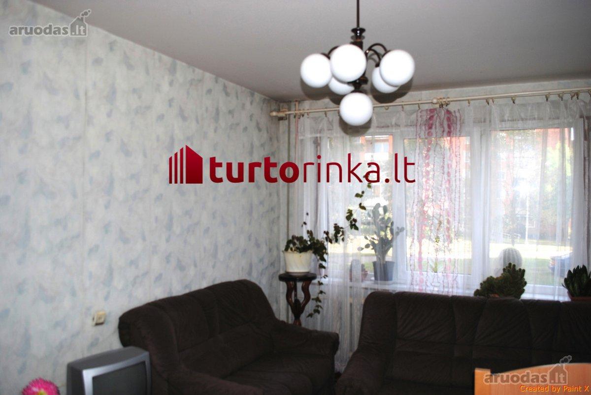 Kėdainių r. sav., Kėdainių m., J. Basanavičiaus g., 3 kambarių butas
