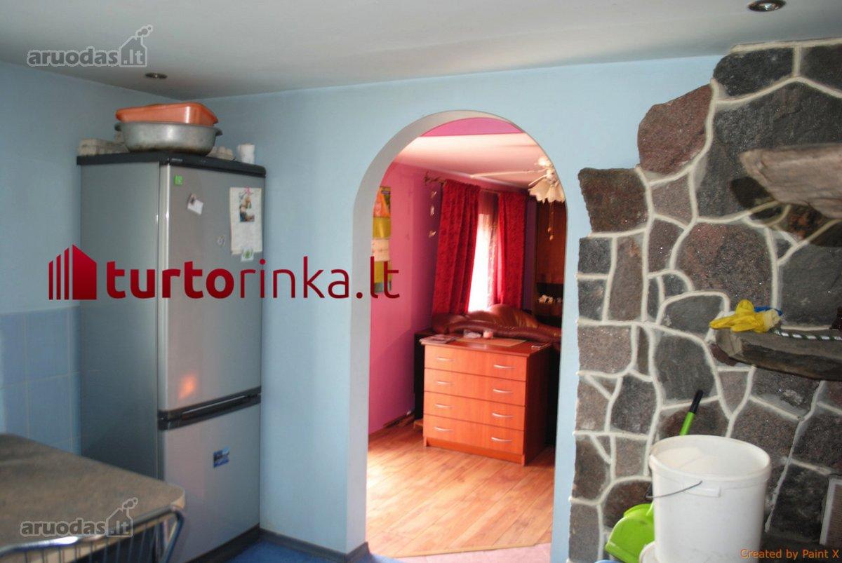 Parduodamas namas su vidaus remontu ir 4 ha