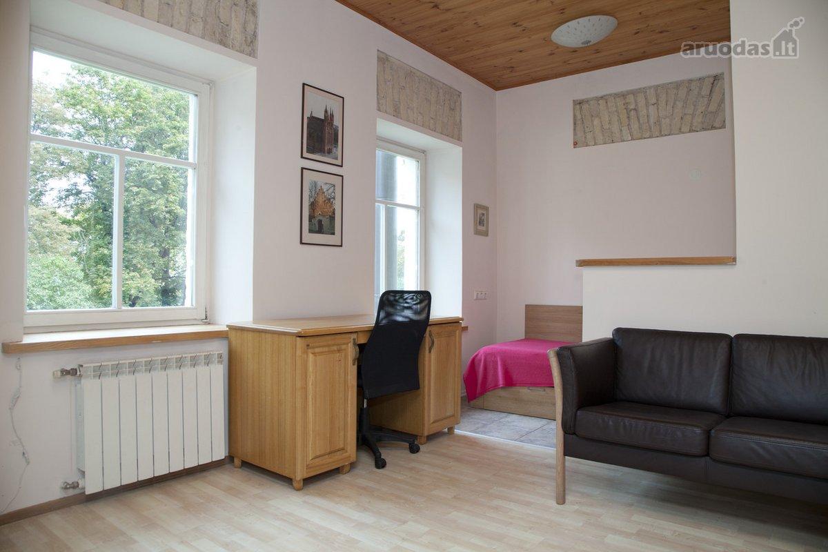 Vilnius, Rasos, Varšuvos g., 3 kambarių buto nuoma