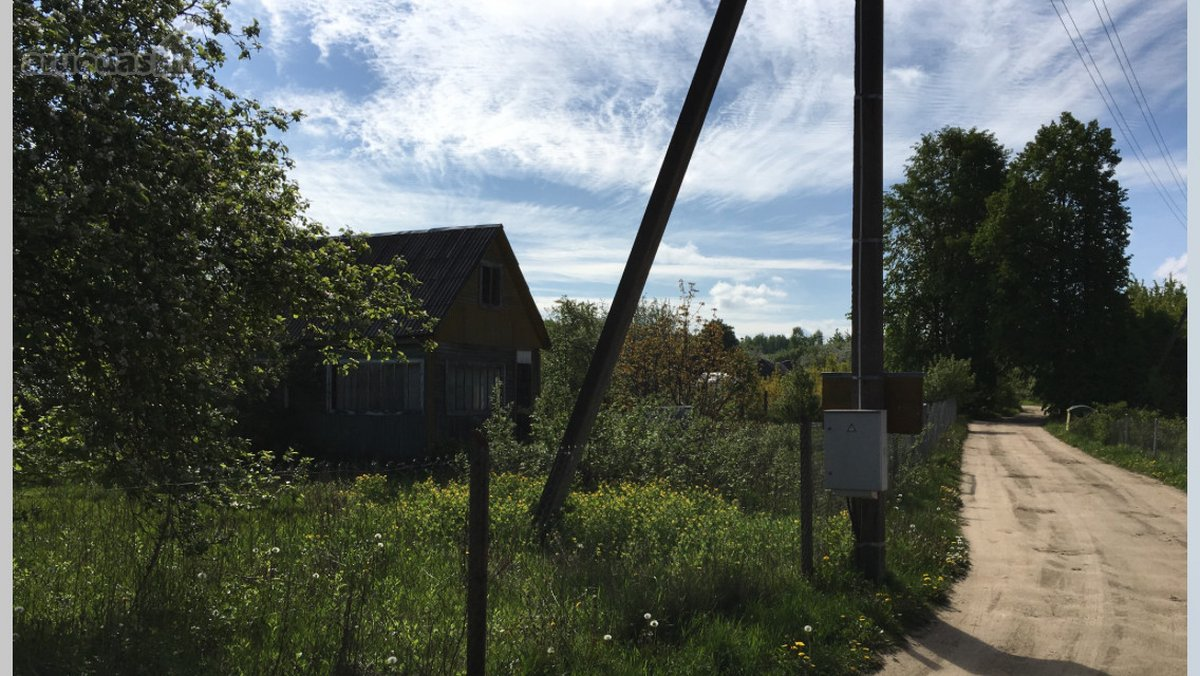 Vilniaus r. sav., Juodiškių k., Automobilininkų 1-oji g., kolektyvinis sodas sklypas