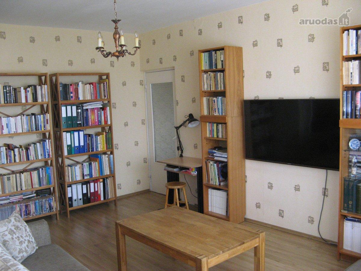 Vilnius, Pašilaičiai, Gabijos g., 4 kambarių buto nuoma