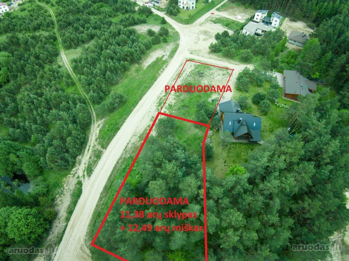 Vilnius, Pilaitė, namų valdos paskirties sklypas