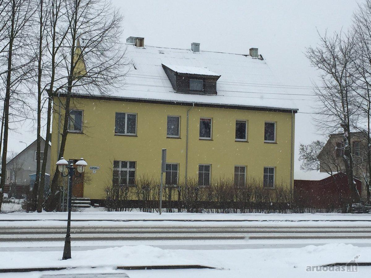 Pagėgių sav., Pagėgių m., Klaipėdos g., 2 kambarių butas