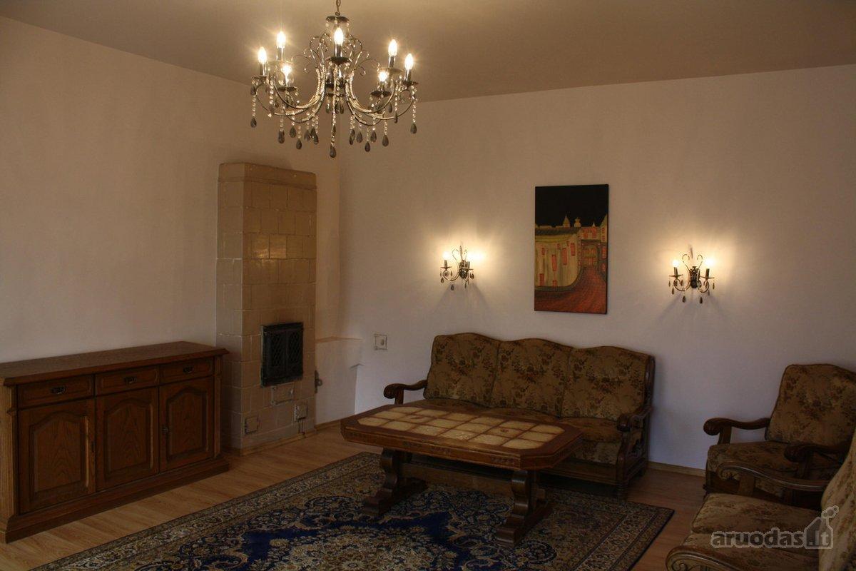 Vilnius, Užupis, Užupio g., 2 kambarių buto nuoma