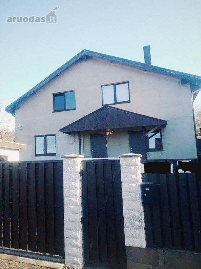 Vilniaus r. sav., Valčiūnų k., Lapų g., mūrinis namas