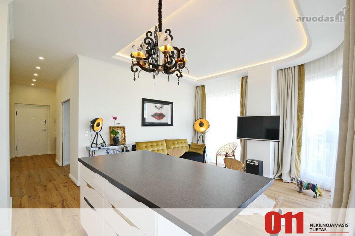 Parduodamas stilingai įrengtas butas Antakalnyje!
