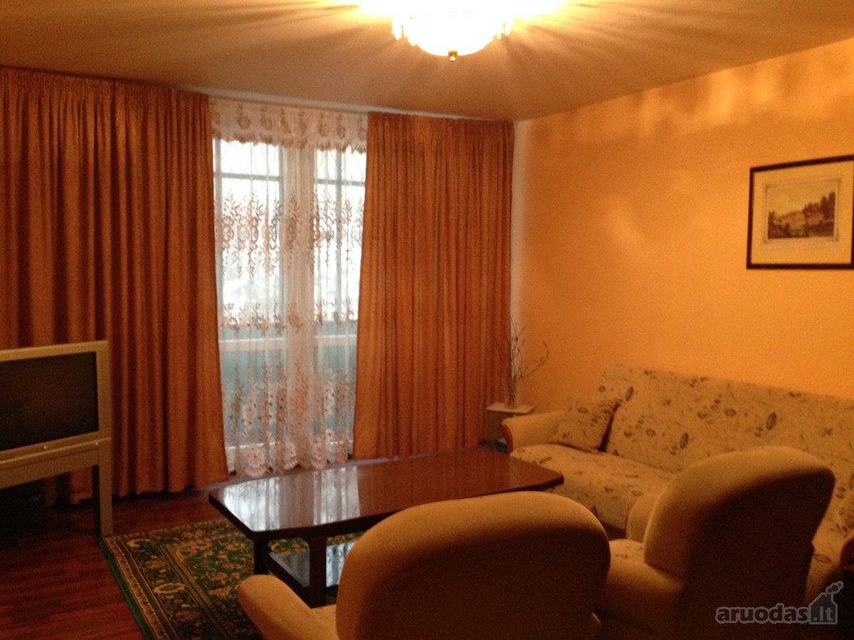Vilnius, Naujininkai, Dzūkų g., 2 kambarių buto nuoma