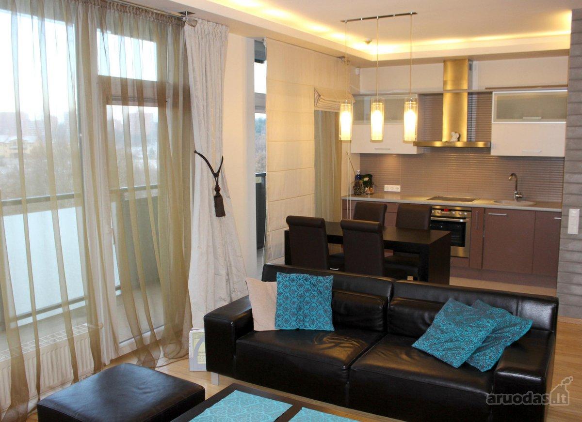 Vilnius, Baltupiai, Trinapolio g., 2 kambarių butas