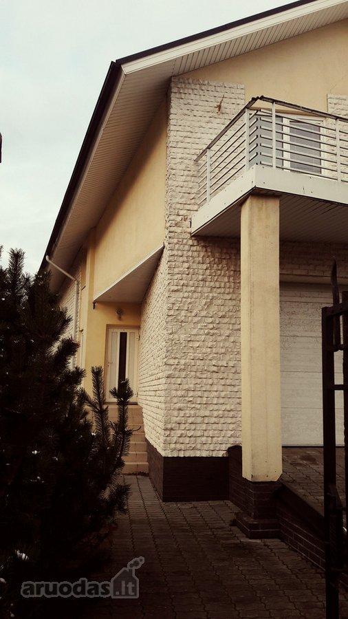 Klaipėda, Mažojo kaimelio, Radviliškio g., mūrinis namas